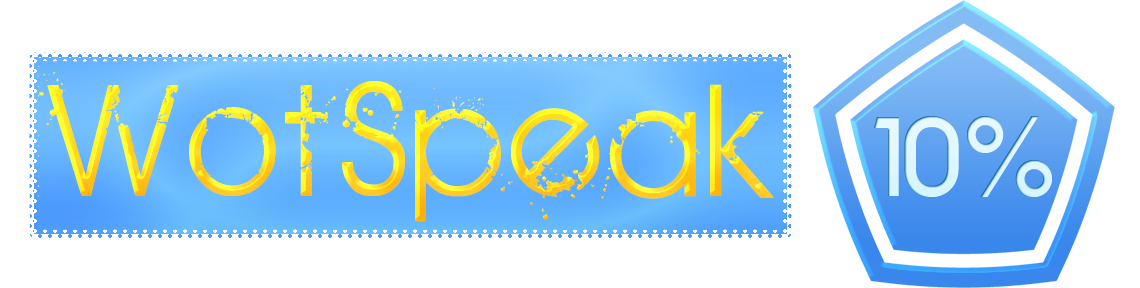 WotSpeak.org дарит Скидку -10%